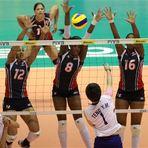 Vôlei - Mundo do Vôlei: República Dominicana , passa pelo Taipei Chinês , mas não avança para as finais
