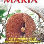 Religião - Exemplar de cortesia da Revista Ave Maria