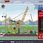 Fórmula 1 - Angry Birds' tem novo game na web que traz fases a cada corrida de F1