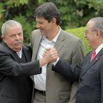 Eleições 2012 - Pesquisa Datafolha aponta que 64% dos petistas rejeita acordo de Lula com Maluf