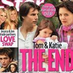 Música - OMG: Tom Cruise e Katie Holmes se separam