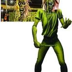 "Música - Iron Maiden ""Debut Album"" Action Figure"