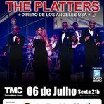 Música - The Platters se apresentam em Caraguá no dia 6