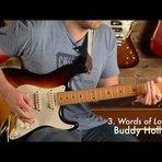 Música - A história do rock contada a partir de 100 riffs de guitarra