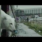 Jude Law, Radiohead e um urso polar sem teto em Londres