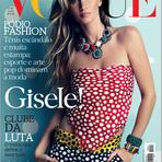 Moda & Beleza - Capa | Vogue Brasil Julho 2012 | Gisele Bündchen