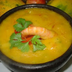 Culinária - Bobó de Camarão