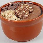 Culinária - Que tal uma feijoada doce para sobremesa?