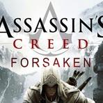 Jogos - Livro Assassin's Creed: Forsaken foi anunciado