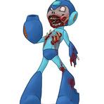 Jogos - 12 personagens famosos de vídeo games como zumbis