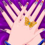 Jogos - Katy Perry Celeb's Nails - Jogos de Manicure no MeninasNet