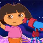 Jogos - Dora Shoot Ballons - Jogos da Dora no MeninasNet