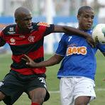 Futebol - Cruzeiro 1 x 0 Flamengo - Amigo, quando a fase é ruim... =/