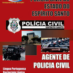 Concursos Públicos - Apostila para o concurso Agente da Polícia Civil - ES, 250 vagas