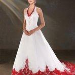 Moda & Beleza - Vestidos de Noiva coloridos
