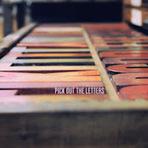 Design - Letterpress: Design Editorial à moda antiga