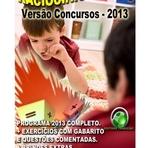 Concursos Públicos - RACIOCÍNIO LÓGICO PARA CONCURSOS - VERSÃO 2013 - APRENDA BRINCANDO E PASSE NOS PRÓXIMOS CONCURSOS