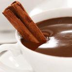 Culinária - RECEITAS DA VOVÓ - CHOCOLATE QUENTE CREMOSO