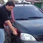 Opinião e Notícias - Motoristas de carros são multados por excesso de adesivo político na PB