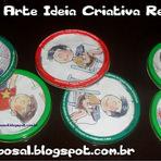 Educação - Jogo da Memória Reciclagem Fazendo Arte