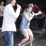 Música - Socorro, de 'Cheias de Charme', participa de show da Garota Safada