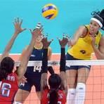 Vôlei - Voleibol feminino ganha terceiro ouro brasileiro