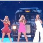Música - Spice Girls faz apresentação performática nas Olimpíadas de Londres 2012