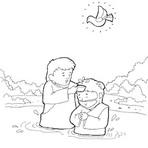 Jogos - desenhos religiosos para imprimir