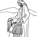 Jogos - desenhos evangélicos para pintar