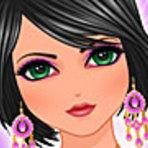 Jogos - Maquiagem dos Olhos Sombreados