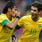 Futebol - Brasil x Suécia 15/08/2012 quarta-feira online na internet