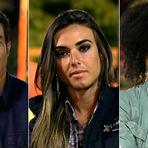 Futebol - A Fazenda 5: Simone Sampaio, Felipe Folgosi e Nicole Bahls estão na Roça