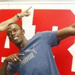 """Futebol - Usain Bolt manda: """"Sem dúvidas, Cristiano é o melhor"""""""