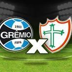 Futebol - Lusa surpreende o Grêmio e vence fora pela 1ª vez neste Brasileiro