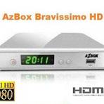 Tecnologia & Ciência - Nova Atualização Azbox Bravissímo Twin 01-07-2012