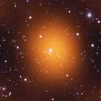 Ciência - Aglomerado de galáxias