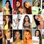 Futebol - Escolha a Musa do Brasileirão 2012, votação aberta