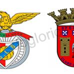 Futebol - Campeonato Portugal - Benfica 2 vs 2 Braga Video