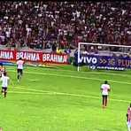 Futebol - O gol - Náutico 1 x 0 Bahia - 18/08/12 - Brasileirão 2012