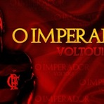 Futebol - Adriano está de volta ao Flamengo
