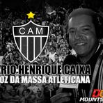 Futebol - MARIO HENRIQUE, O CAIXA