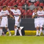 Futebol - São Paulo derrota o Bahia pelo mesmo placar do jogo de ida e avança as oitavas da Sul-Americana | Mundo do Futebol