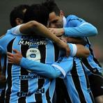 Futebol - Com gol de Elano no início, Grêmio vence o Gre-Nal 393 no Estádio Beira-Rio