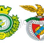 Futebol - Campeonato Portugal - V. Setubal 0 vs 5 Benfica