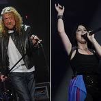 Música - Shows de Evanescence e Robert Plant têm transmissão pela Internet confirmada