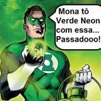 Entretenimento - Quem diria! O Super-herói lanterna verde saiu do armário
