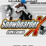 Jogos - Jogos 240x320 ESPN X Games Snowboarder X