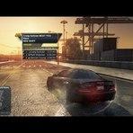 Jogos - Need For Speed Most Wanted tem novo video com gameplay liberado pela Criterion Games.