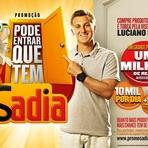 Promoções - Lista de Ganhadores da Promoção Pode Entrar que Tem Sadia
