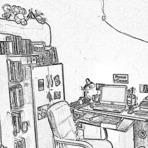 Contos e crônicas - O quarto de um mundo inteiro.